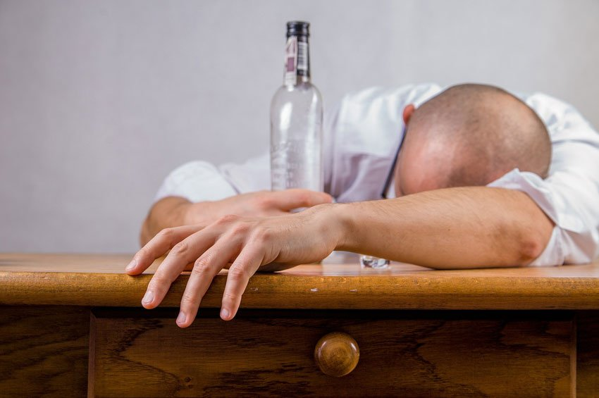 Therapy for drug and alcohol problems